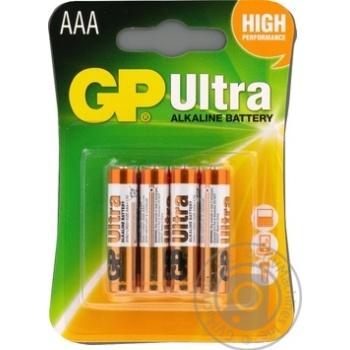 Батарейка GP Ultra AAA