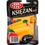 Mlekovita slices cheese 45% 100g