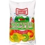 Йогурт Злагода Мультифрукт нежирный 900g