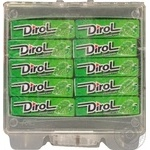 Chewing gum Dirol mint 14g