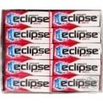 Жевательная резинка Eclipse c ароматом вишни и ментола 14г