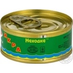 Caviar Nahodka red 130g can - buy, prices for MegaMarket - image 4
