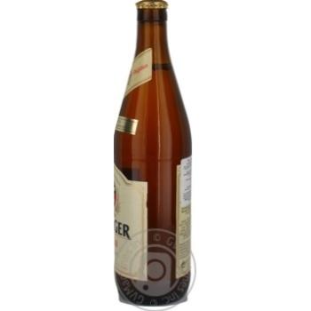 Пиво Erdinger пшеничное светлое 0,5л - купить, цены на Novus - фото 3
