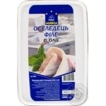Fish herring Horeca select pickled 1000g vacuum packing