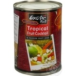 Fruit Exotic food canned 565g