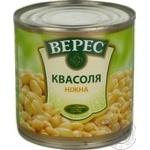 T ВЕРЕС КВАСОЛЯ НІЖНА 400Г