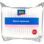 Aro Cotton Sticks 200pcs