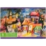 Альбом для малювання ZiBi 8арк/скоба - купить, цены на Novus - фото 2