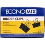 EconoMix Binders 41mm 12pcs