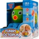 Lindo Octopus Game Educational Music