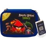 Пенал Cool for school твердий Angry Birds Space 2 відділення AB03382