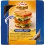 President Camembert Soft Cheese 60% - buy, prices for Metro - image 2