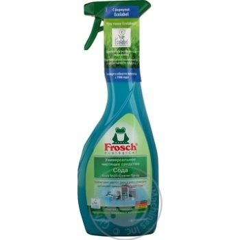 Means Frosch for cleaning 500ml - buy, prices for Novus - image 2