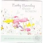 Eau de toilette Betty barclay for women 50ml
