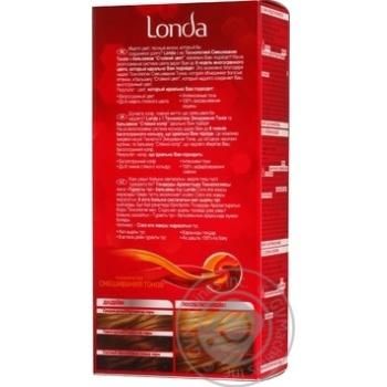 Крем для освітлення волосся Londa Технологія змішування тонів №01 Сонячний блондин - купити, ціни на Novus - фото 2