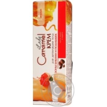 Крем Caramel для депіляції зони бікіні 100мл - купити, ціни на Novus - фото 3