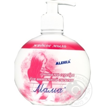 Soap Alenka liquid for an intimate hygiene 500g