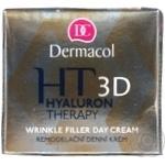 DC Hyaluron Therapy 3D крем дневной заполнитель морщин 50мл
