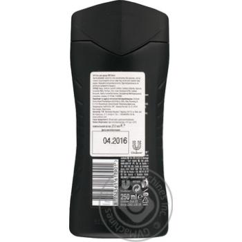 Гель для душа AXE Black 250мл - купить, цены на Novus - фото 2