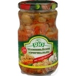 Mushrooms cup mushrooms Rio pickled 720ml