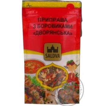 Дворянська приправа з боровиками 25гр Saldva