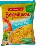 Вермишель Мівіна со вкусом креветки не острая 59,2г
