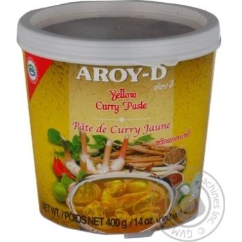 Pasta Aroy-d Curry 400g
