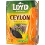 Tea Loyd Private import black 80g