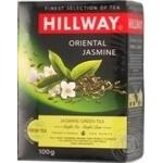 Чай зеленый Hillway Oriental Jasmine 100г