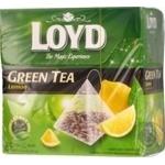 Tea Loyd Private import green 34g