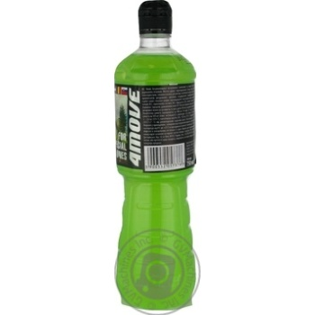 Напиток безалкогольный 4Move Mint&Lime изотонический негазированный спортивный 0,75l - купить, цены на Novus - фото 5