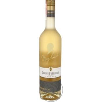 Maybach Grauer Burgunder Trocken white dry wine 12% 0,75l - buy, prices for Novus - image 5