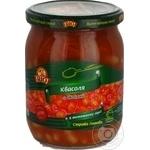 Квасоля з овочами в томатному соусі Pio 500мл