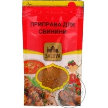 Приправа для свинины Saldva 35г