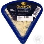 Cheese danablue Grand`or with blue mold 50% 100g