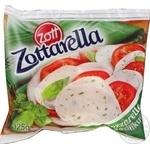 Cream-cheese mozzarella Zott chilled 45% 125g
