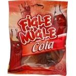 Конфеты фруктовые жевательные Figle Migle Кола 80г