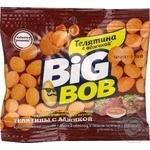 Snack peanuts Big bob with adjika salt 30g