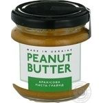 Паста арахісова-грайнд Peanut Butter 180г
