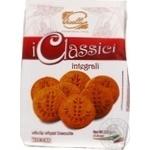 Печиво пісочне з цільнозернового борошна Piselli 225г