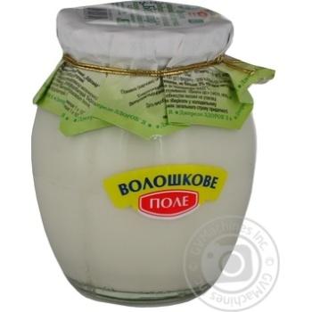 Биопродукт кисломолочный Волошкове Поле Бифилайф 2.5% 350г