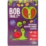 Конфеты Bob Snail яблочно-сливовые 60г