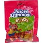 Конфеты жевательные Juicee Gummee Медвежата 80г