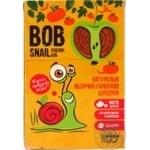 Конфеты Bob Snail натуральные яблочно-тыквенные 60г