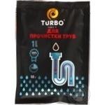Гранули для прочистки каналізаційних труб сошет Turbo 50г