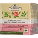 Cream Zelenaya apteka Intense lifting for face 50ml