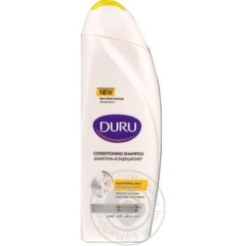 Шампунь-кондиціонер DURU для нормального волосся 400 мл