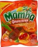 Конфеты жевательные Mamba Фрумеладкы Сочный центр 70г