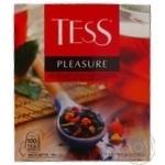 Tea Tess black packed 100pcs