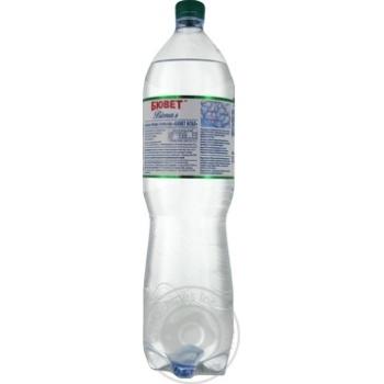 Вода Buvette минеральная слабогазированная 1,5л - купить, цены на Метро - фото 2